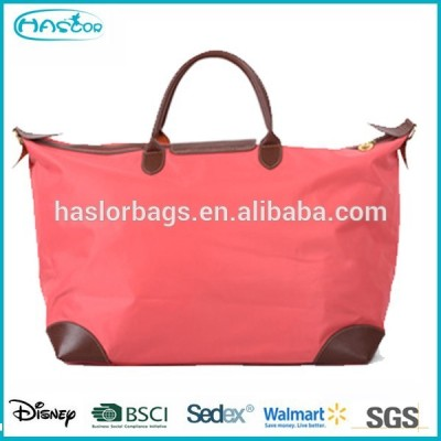 New Product 2015 Promotional Faldable Travel Bag,Sports Bag,Travelling Bag