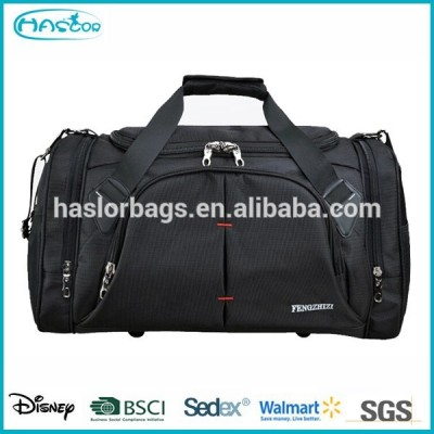 Cheap polyester travel bag and duffle bag for business