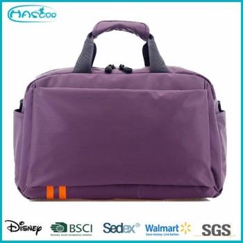 Nouveau design de mode de haute qualité OEM filles voyage sacs avec bandoulière et poignée
