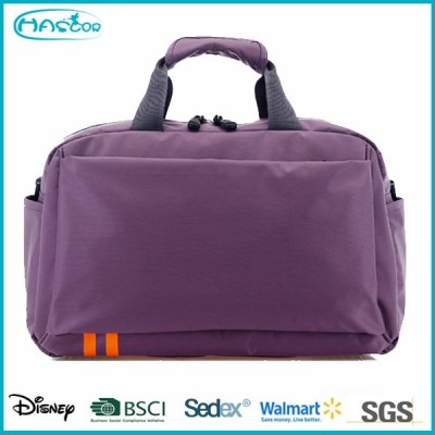New design fashion high quality OEM girls travel bags with shoulder and handle
