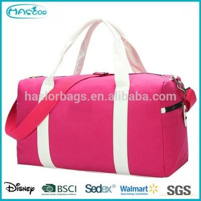 2015 Factory New Desigh Fashion Outdoor Sport Gym Bag, Canvas Duffle Bag