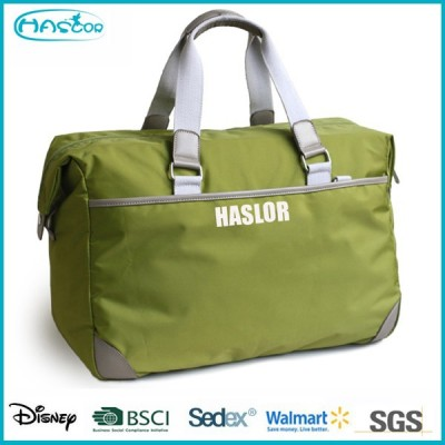 2015 hot selling waterproof polyester traveling bag with high capacity