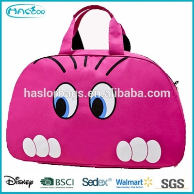 Lovely printing and fashion Design Waterproof Kids Travel Bags Wholesale