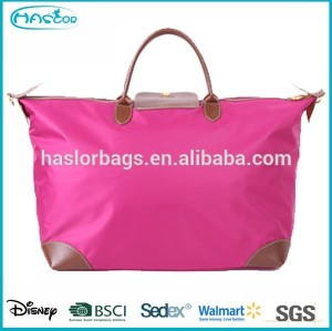 Good design travel time bag cheap cute duffel bag with factory price