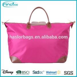 Good design voyage sac de temps pas cher mignon duffel bag avec des prix d'usine