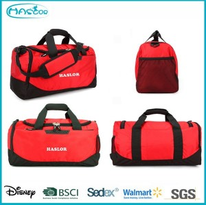 Sports personalized custom gym bag with cheap price