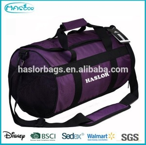 promotional practical cute rolling cylinder duffel bag manufacturer