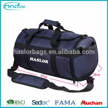 2015 mode personnalisé rolling duffel sac avec compartiment secret