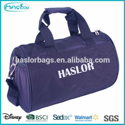 Nylon waterproof rolling sport duffle bag handbag for gym