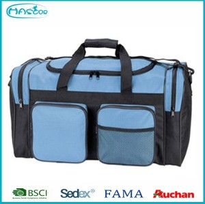 Polyester Large Capacity Outdoor Bag Travel Sports Duffel Bag from Bag Manufacturer