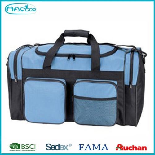 Polyester grande capacité sac extérieur voyage sport sac de sport de sac fabricant
