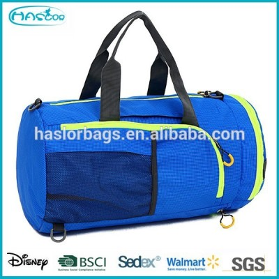 High quality polyester travel bag foldable duffel bag with large capacity