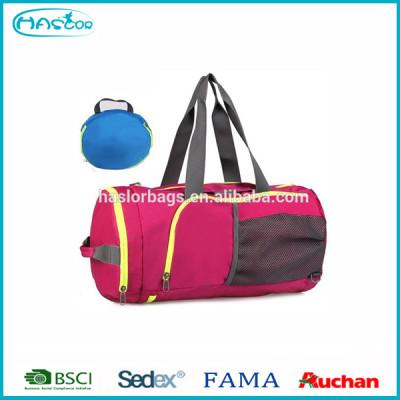 Foldable Custom sport tote bag for Promotion