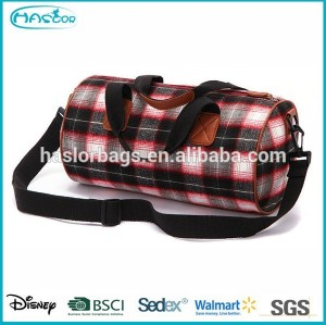Ripstop Pattern Printing of Small Sports Bag for Teenager