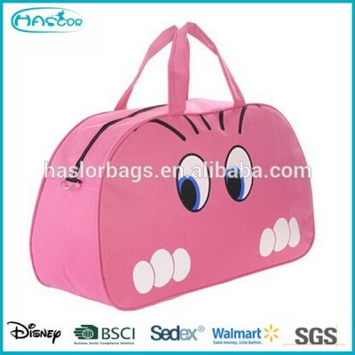 Cute Smile Face Dream Duffel Bag for Kids