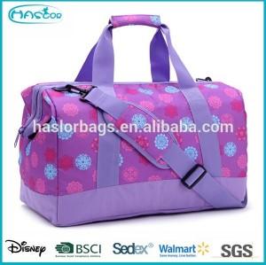 Motif coloré sac de sport / sac de sport / voyage sac pour fille