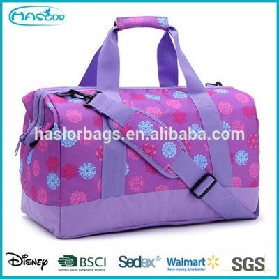 Colorful Pattern Sports Bag /Gym Bag /Travel Bag for Girl