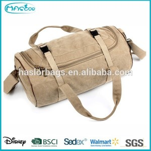Canvas Materil of Military Duffle Bag for Man
