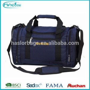 Low price and Fashion Desinger Sports Canvas Duffle Bag/Travel Bag