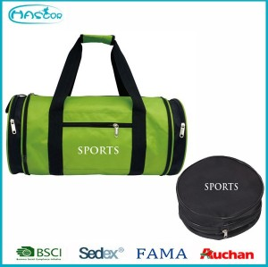 Custom Foldable Sports Bag CheapTravel Duffel Bag for Gym