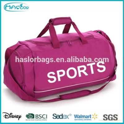 2015 Top fashion best promotion nylon duffel bag travel bag