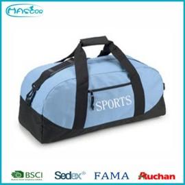 Personnalisés pas chers sport Gym sacs de voyage sac polochon de Xiamen