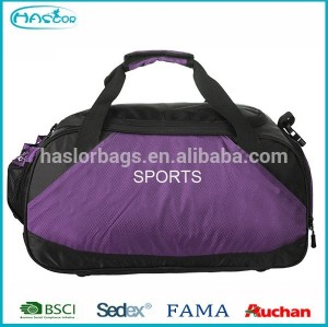 Wholesale Sports Gym Bags with Shoe Compartment