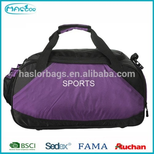 Gros sport Gym sacs avec chaussures compartiment