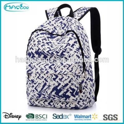 Stylish waterproof target school bags