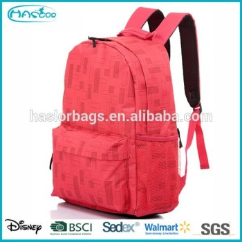 Personnalisé sacs d'école pour adolescents filles gros