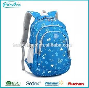 Chine fabricant pas cher sacs de livres scolaires pour filles