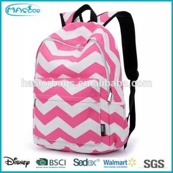 Hot vente école chez les adolescentes sacs et sacs à dos