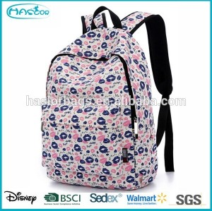 Teenage latest fashion school bags for girls
