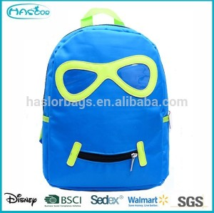 Manufacture Wholesale Custom Kids Fashion School Backpack 2015