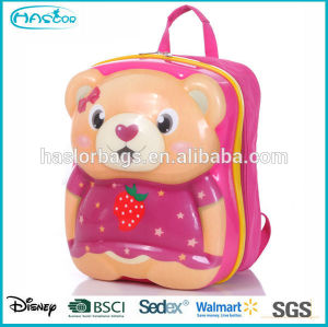 2015 Hot selling lovely 3d backpack for children