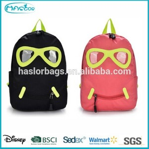 Glasses Printing Cool Backpacks for Kids