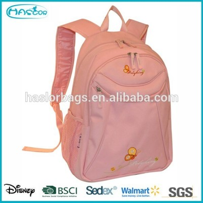New arrival wholesale fashion school backpack 2015