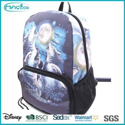 School 600d waterproof polyester bag backpack for college