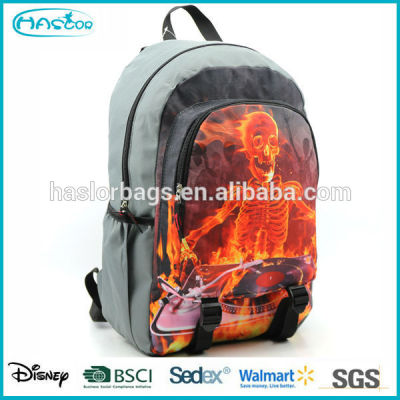 2015 Fashion design polo school backpack for high school