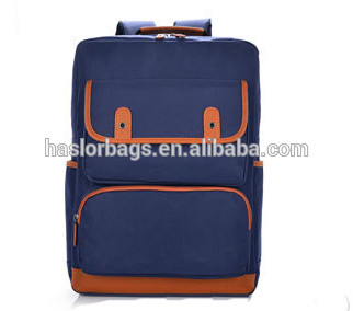 2015 new design fashion korean backpack for college student