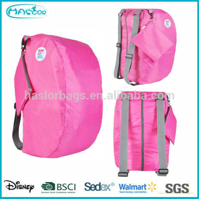 Latest Design Fashion Cool Travel Backpack Lightweight Mini Folding School Backpack