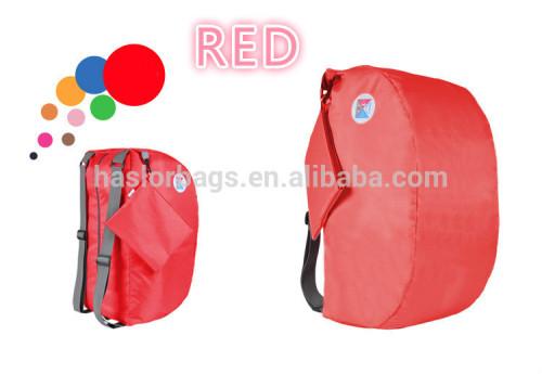 Dernières Design de mode Cool sac à dos voyage léger Mini scolaires pliant sac à dos