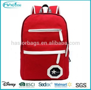 Korean Fashion Canvas Cute Backpack Bag For High School Girls