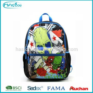 Custom teenage fashion backpacks for boy