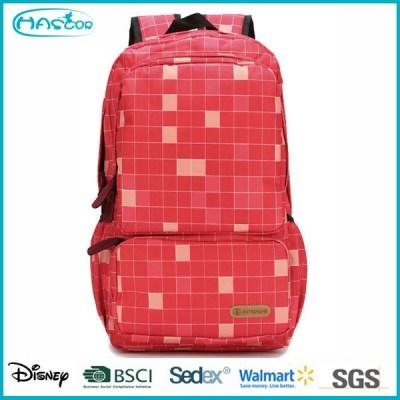 Promotion Polyester épaule sac à dos sacs d'école pour les adolescents