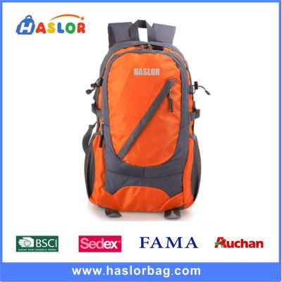 2016 New Arrvial Waterproof Durable Nylon Hiking Trekking Backpacks