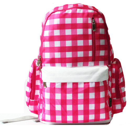 Cheap Girl Personalized Leisure Color Life Backpack for Sale
