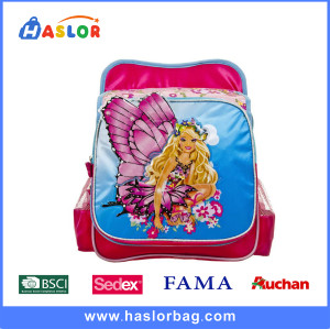 Children School Bag Factory BSCI  Cute Backpacks For Girls