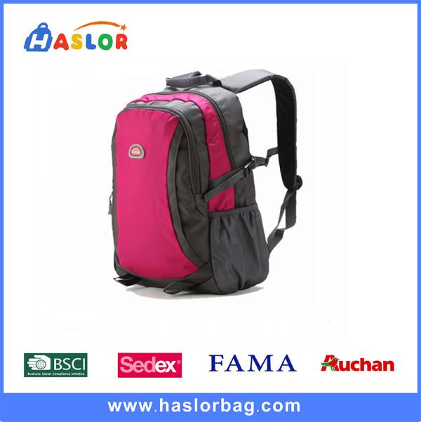 New Design Solar Bag Custom Waterproof Outdoor Backpack