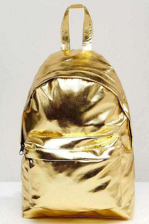 metalic-mini-backpack